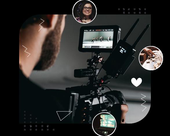 Broadcast Production TransparentVirtual Product