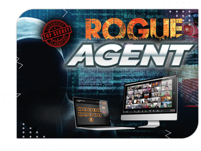 Escape Room Game - Rogue Agent