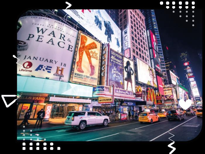 Virtual Broadway Mixer