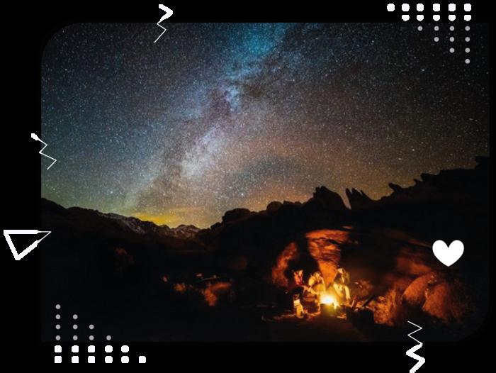 Virtual Campfire