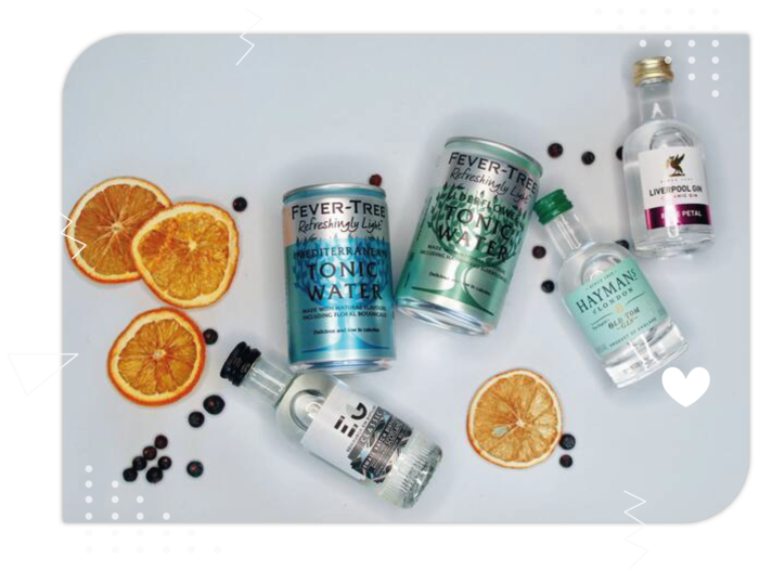 Virtual Gin Tasting Masterclass