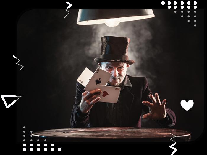 Virtual Magician
