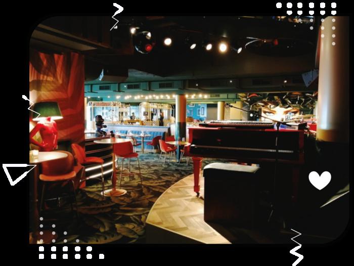 Virtual Piano Bar Singalong