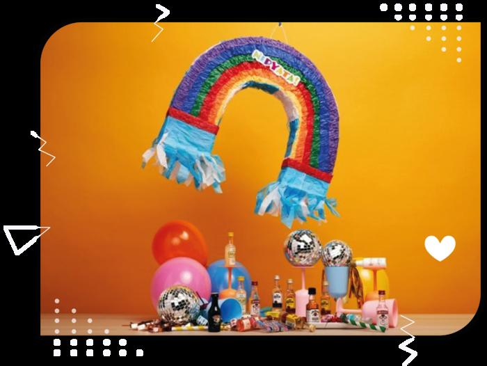 Virtual Live Stream Pride Party