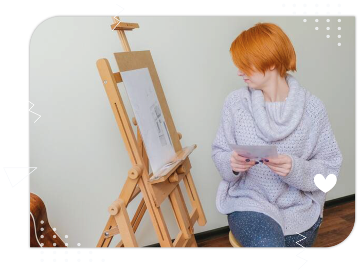Virtual Team Building Event (Drawing Class)