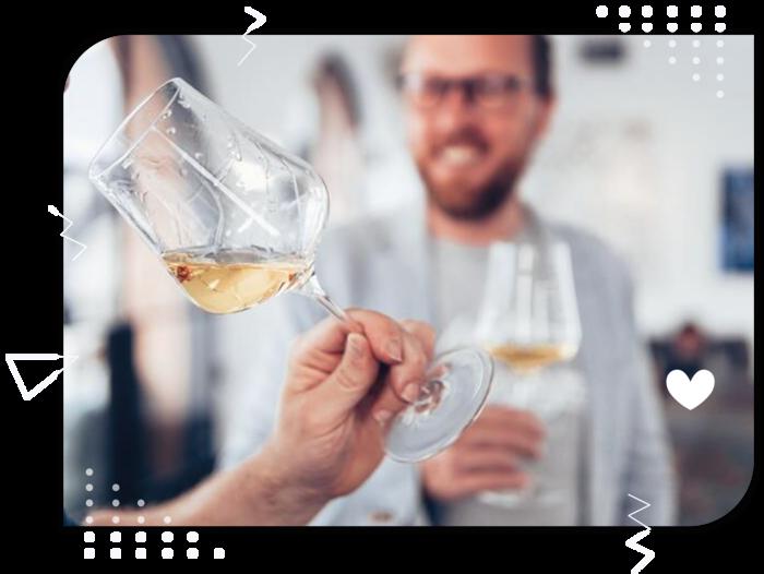 Wine Tasting with Oz Clarke